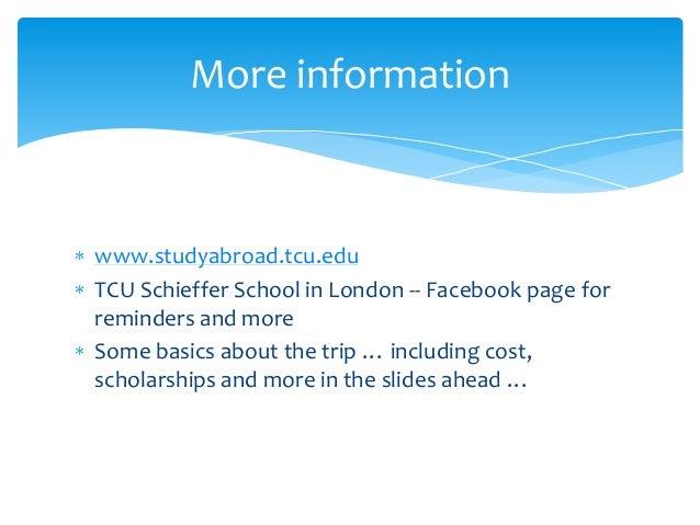 Tcu essay requirements