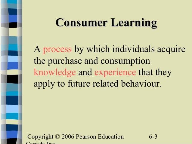 Schiffmann consumer behaviour chapter