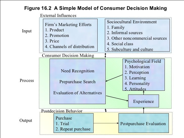 "Image result for the ""cognitive model of decision making"""