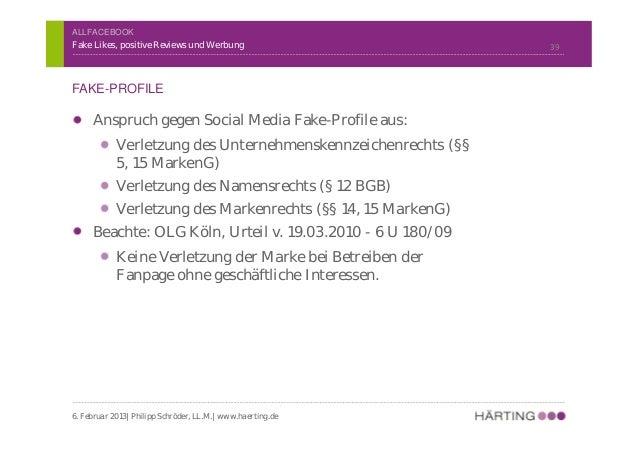 Workshop: Social-Media-Recht Intensivsession @AllSocial Conference