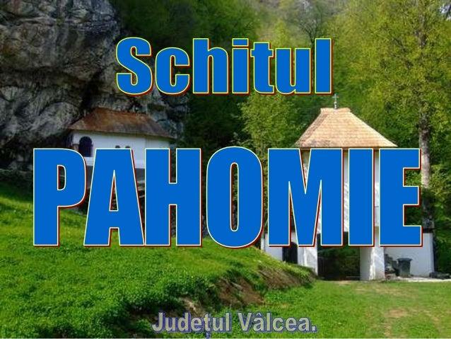 Schitul este situat peteritoriul localităţii BăileOlăneşti (comunaBărbăteşti), judetul Vâlcea,la aproximativ 30 km deRm. V...