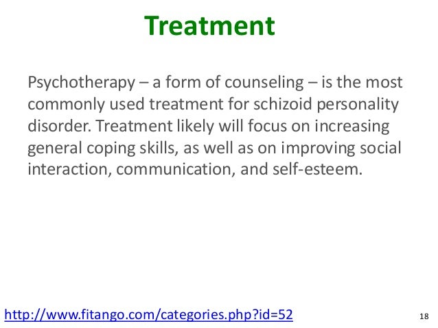 an overview of schizoid personality disorder Overview of schizoid personality disorder under construction prev  schizoid personality disorder  under construction this page is under construction.