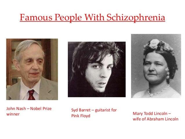 pink floyd schizophrenia