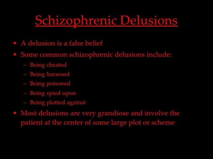 symptoms of disorganized schizophrenia psychology essay Schizophrenia does not affect one part of the brain one must be aware of the main symptoms: disorganized thinking feel disorganized thinking often is a result from a breakdownschizophrenia 4 showed increase activity was the thalamus.