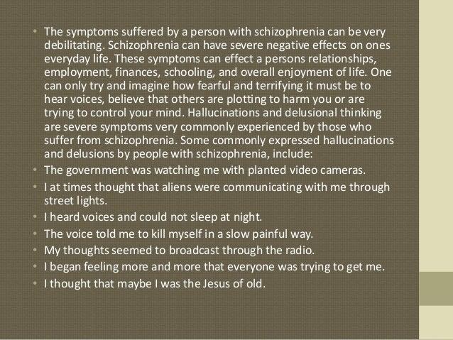 Dating someone with schizophrenia