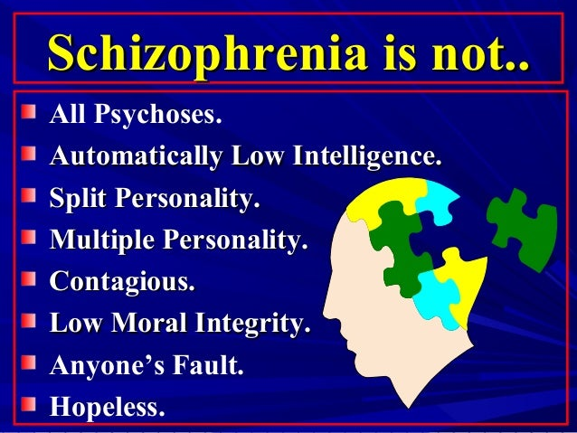 characteristics and treatments of schizophrenia Schizophrenia facts what is schizophrenia treatments for schizophrenia include antipsychotic medications and certain types of therapy time of onset as well as length and characteristics of symptoms are all factors in establishing a diagnosis.