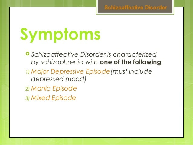 Symptoms of Schizophrenia: Five Areas of Disturbance Essay Sample