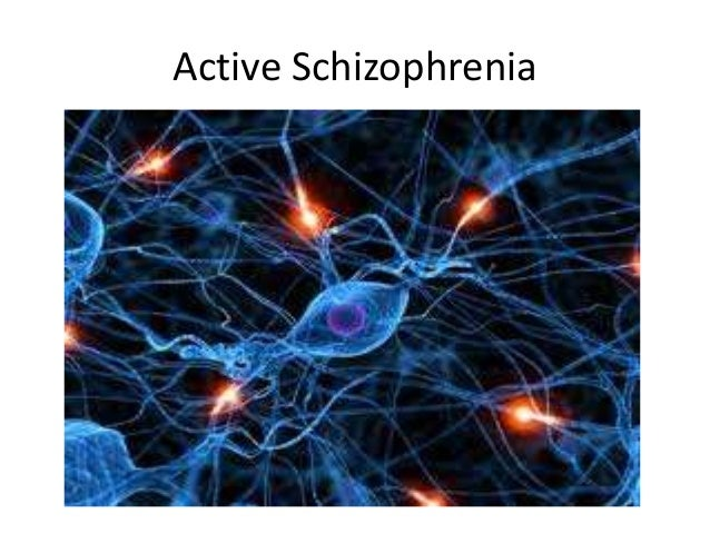 understanding the brain disorder schizophrenia Data from scientific research proves that schizophrenia is clearly a biological disease of the brain, just like alzheimer's disease and bipolar disorder.