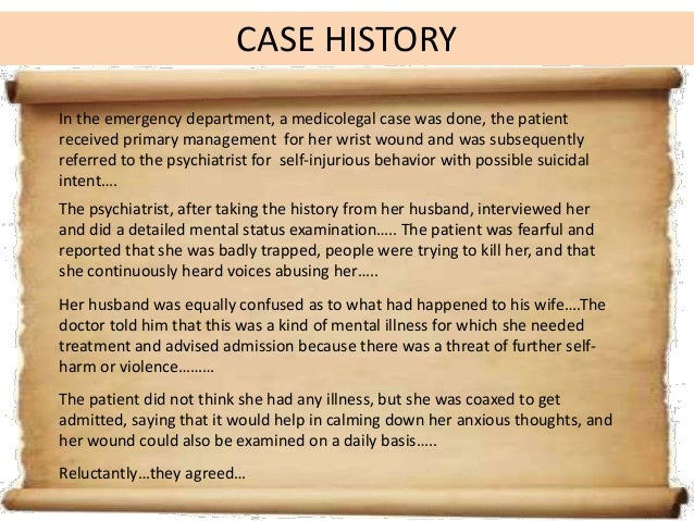 history and causes of schizophrenia Find out causes of schizophrenia only at lybrate learn all about schizophrenia, symptom, treatment, doctors, diagnosis, home remedies, question & answer find out causes of schizophrenia only at lybrate people who have no history of schizophrenia in their family.