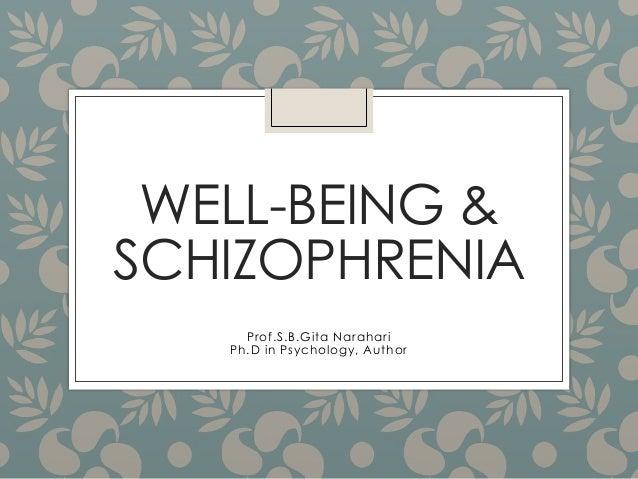 Halting Schizophrenia Before It Starts >> Schizophrenia