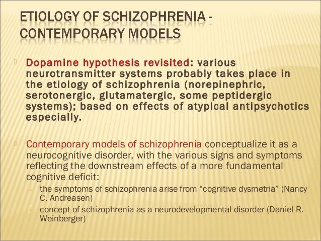 schizophrenia the effects and results it Possible schizophrenia treatments that have shown some early positive results in to determine the effects of acupuncture for schizophrenia.
