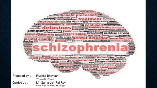 Schizophrenia Definition Psychology >> Schizophrenia
