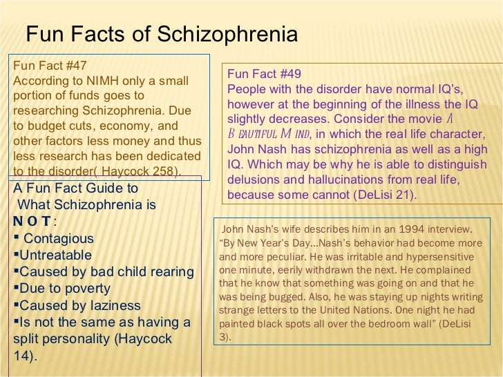 schizophrenia essays conclusion 2 schizophrenia essay schizophrenia: schizophrenia and make reliable decisions planning to kill him hurriedly, we rushed to his job and took him to the hospital for diagnosis.