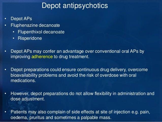 flupenthixol decanoate injection dosage