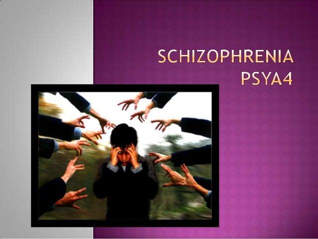 ap psychology essay on schizophrenia Ap psychology - what is a double bind - duration: aqa psychology unit 3 schizophrenia model essay answers - duration: 4:35 saj devshi 2,306 views forensic psychology model essay answers - aqa psychology - duration: 3:26.