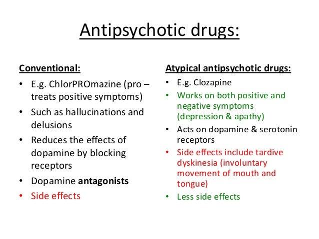 Detrol Side Effects Hallucinations