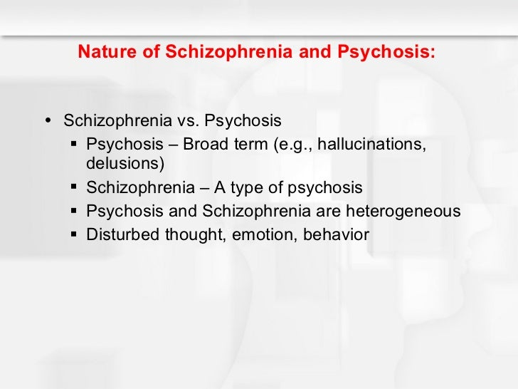 prevalence of inappropriate behavior with schizophrenia In clinical samples of adults with schizophrenia the prevalence of cd is  of  information that their behaviour was inappropriate, the failure to.