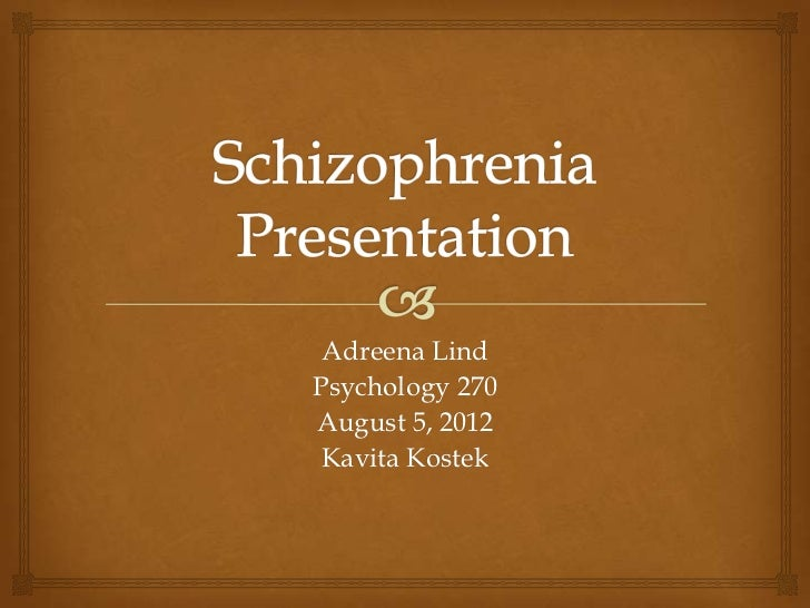 Schizophrenia Usually Strikes First in Young Adults