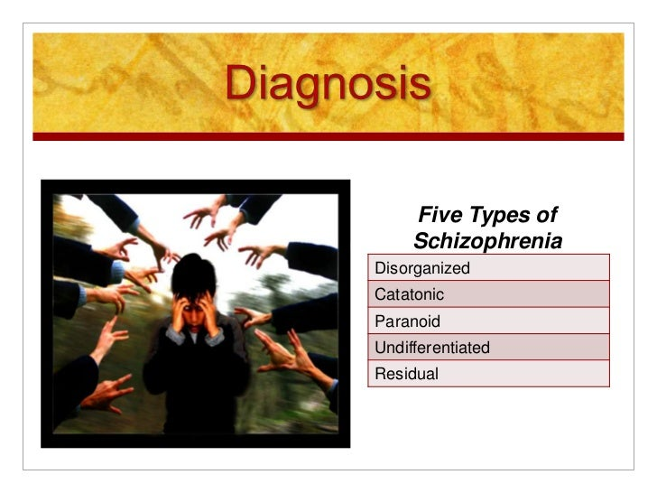 schizophrenia powerpoint