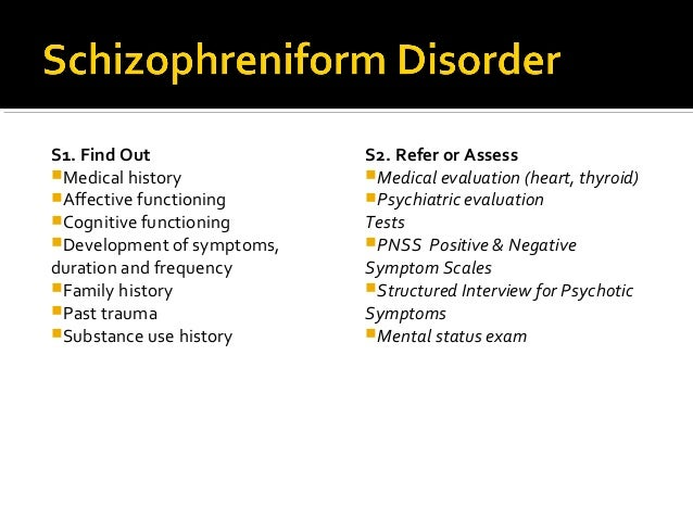an analysis of common psychological disorders and their symptoms And hormonal systems known to be involved in the development of many common mental disorders symptoms and their analysis of the association.