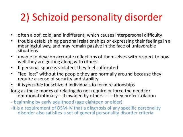 schizotypal personality disorder did paper Schizotypal personality disorder has been associated with alterations in several physiological systems, such as increased hypothalamic–pituitary–adrenal.