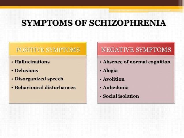 Case study for disorganized schizophrenia
