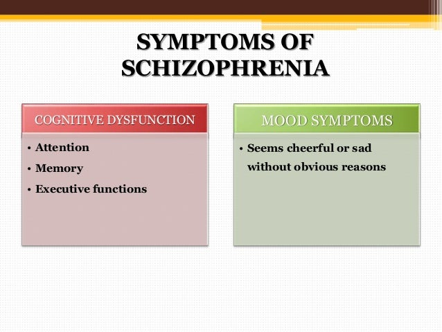 Schizophreniform case study