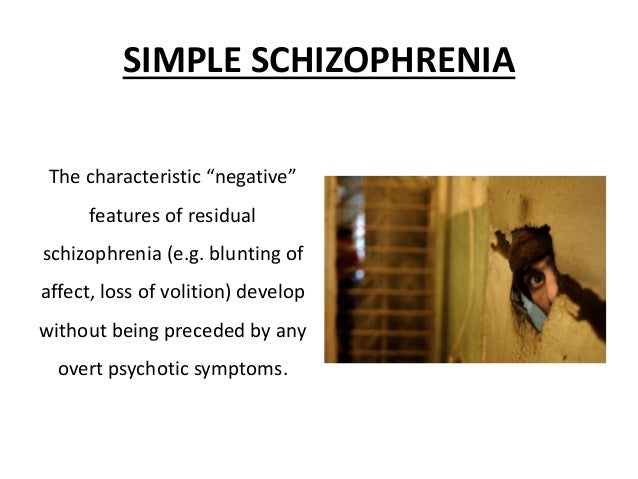 an overview of catatonic schizophrenia Schizophrenia schizophrenia is a  disorganized behavior, catatonic behavior, and inappropriate moods  how mania varies between the bipolar types: an overview.