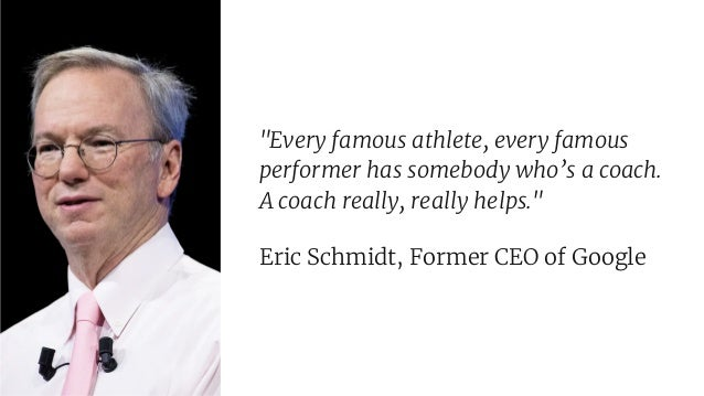 An Entrepreneur's Guide to Finding a Coach Slide 3