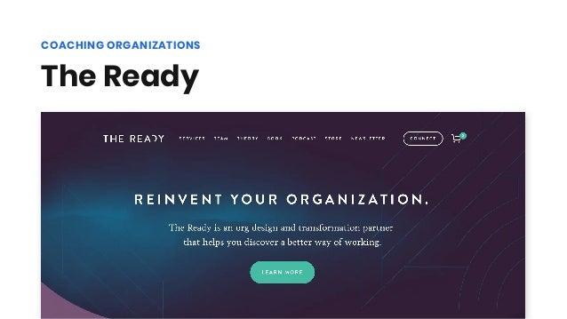 The Ready COACHING ORGANIZATIONS