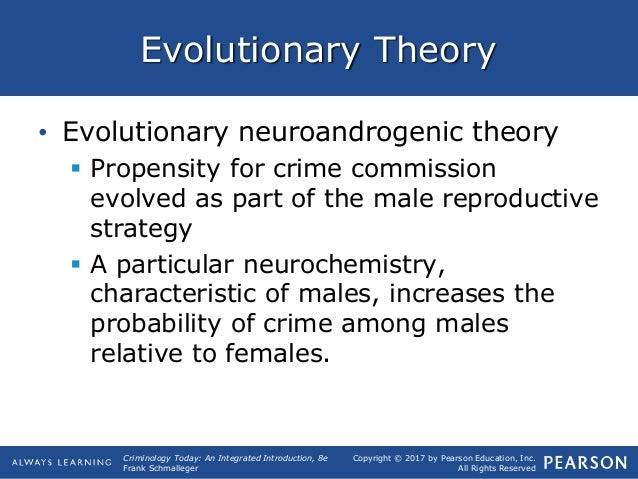 is there a genetic basis for criminality criminology essay View essay - describe and the biological and psychological factors from cj 102 at kaplan university  social conflicts and genetic basis.