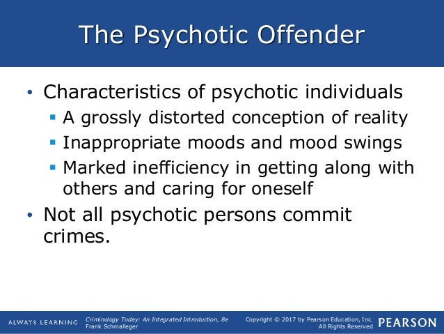 mental illness and crim behavior Disruptive behavior or aggression,  children and maternal distress health professional or mental fifth  mental health screening and assessment tools for .
