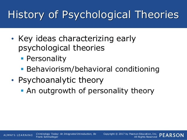 behaviorism criminology Behaviorism emphasizes the role of environmental factors in influencing behavior, to the near exclusion of innate or inherited factors this amounts essentially to a.