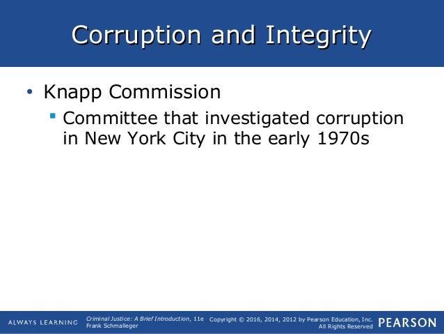 police corruption and slippery slope hypothesis The _____ hypothesis regarding crime argues that as a country undergoes economic development,  slippery slope  police misconduct use of force corruption.