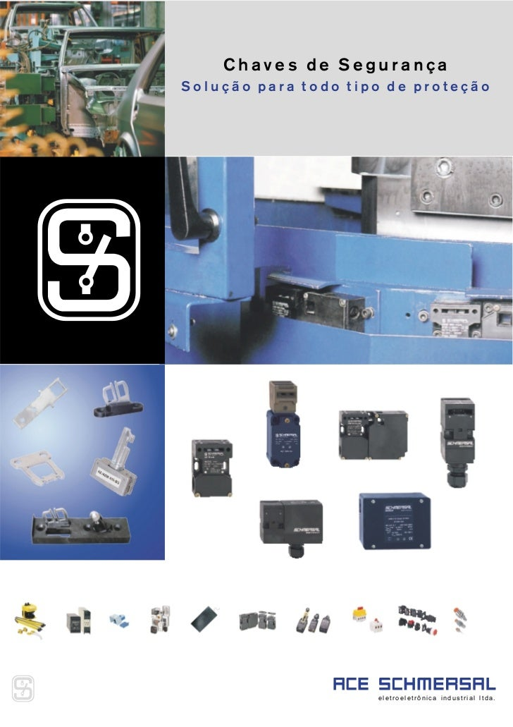 Chaves de SegurançaSolução para todo tipo de proteção                     eletroeletrônica industrial ltda.