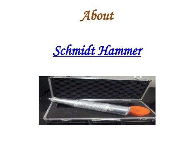 About Schmidt Hammer