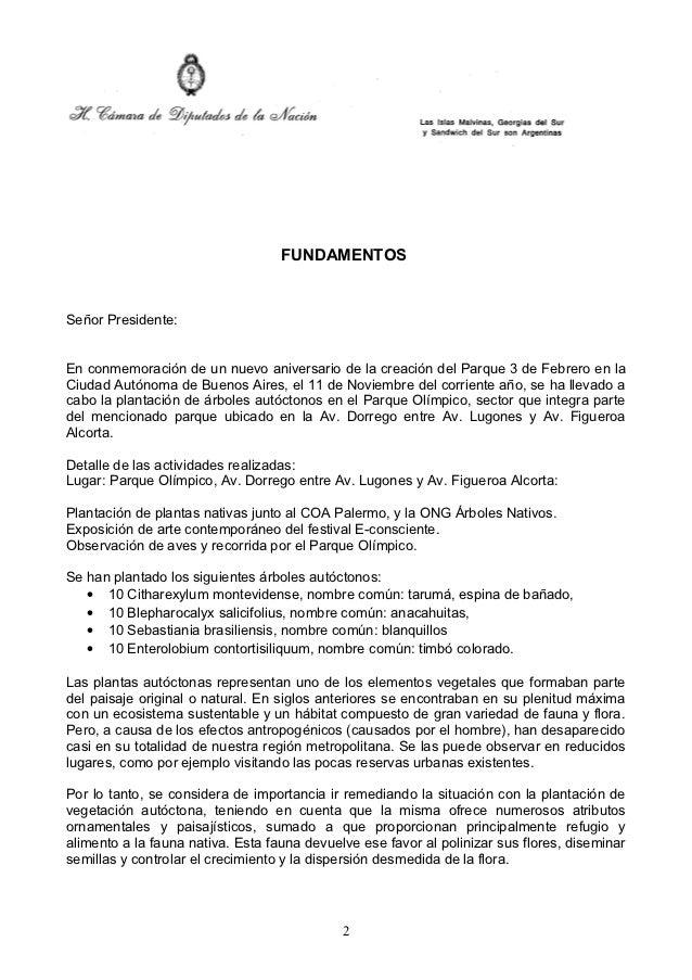Schmidt liermann   proyecto resolución - plantación de árboles autóctonos Slide 2
