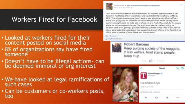 5 Ways Social Media Can Land Employers In Court