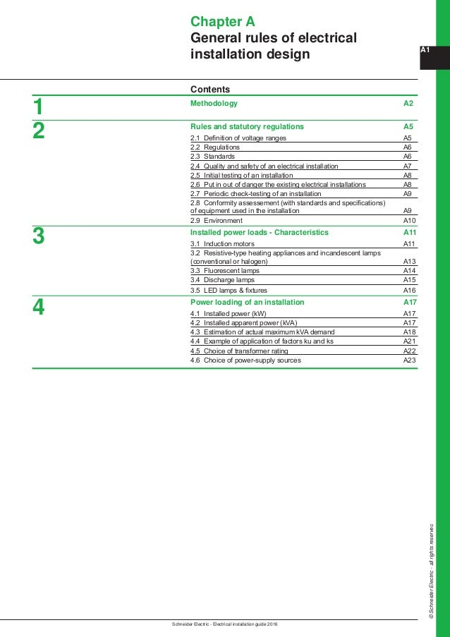 schneider electric electrical installation guide 2016 rh slideshare net electrical installation guide schneider pdf schneider electrical installation guide wiki