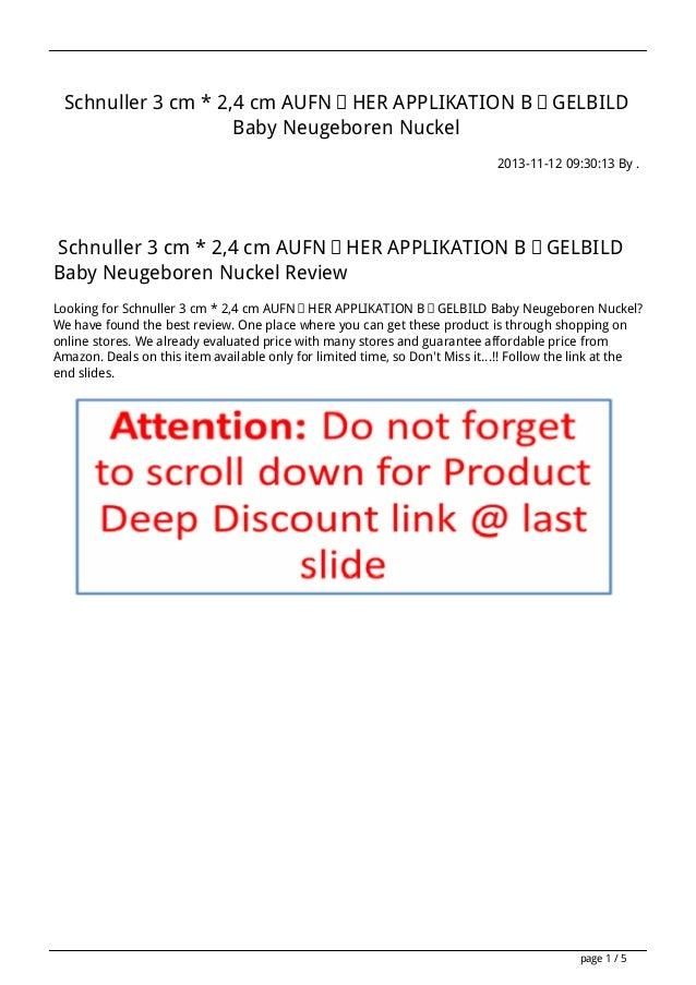 Schnuller 3 cm * 2,4 cm AUFNÄHER APPLIKATION BÜGELBILD Baby Neugeboren Nuckel 2013-11-12 09:30:13 By .  Schnuller 3 cm * 2...