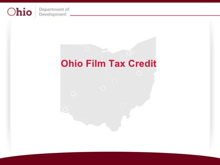 Ohio Film Tax Credit
