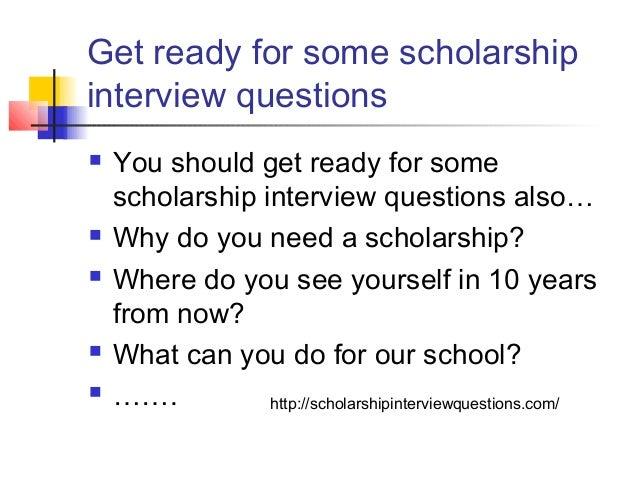 scholarship interview Preparing for an internship, job or scholarship interview tom vanhowe aviation  flight science as an aviation flight science major at the.