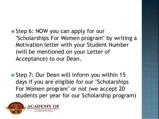Top 10 International Scholarships for Women