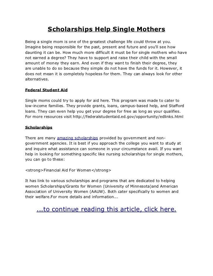 pre written essays for scholarships