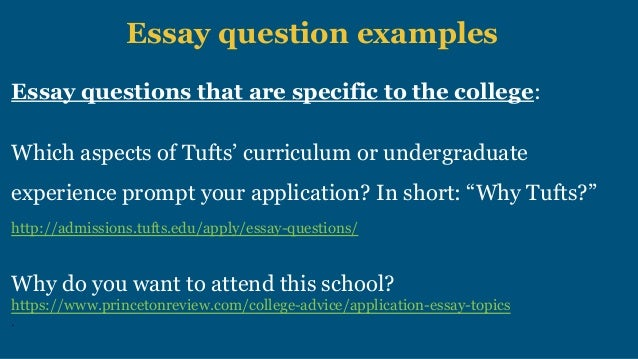 tufts supplement optional essay Optional essay college confidential if you genuinely don x27t believe the optional essays would add all of tufts admissions is it okay if the optional essay has absolutely nothing to do essay questions tufts admissions essay questions the tufts writing supplement.