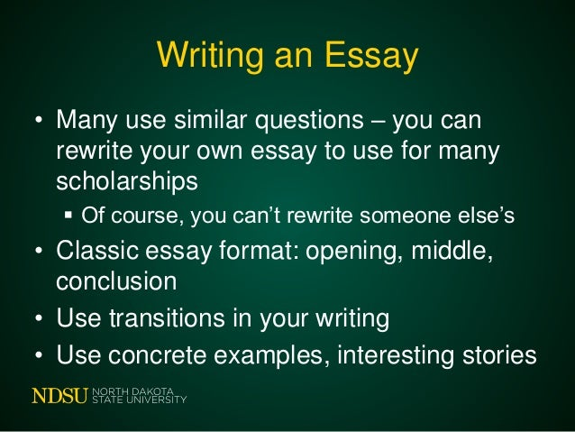 essay using simile
