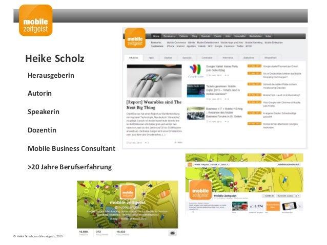 Quo Vadis Mobile Payments: Chancen, Trends, Produkte Slide 2