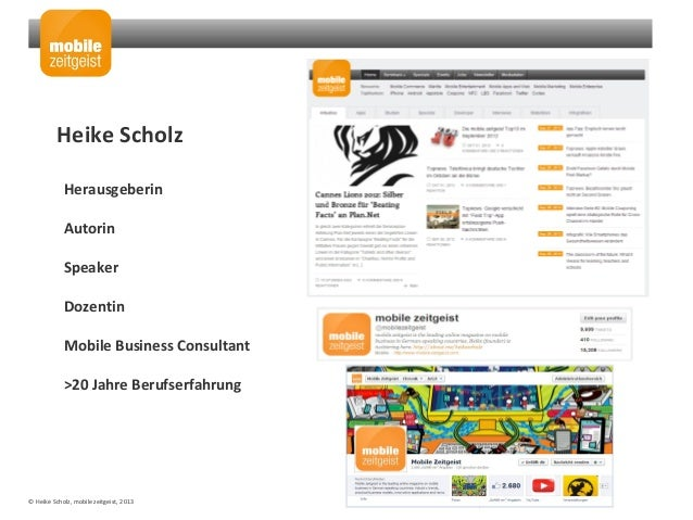 Dialogmarketing goes mobile - so gehen Sie mit Slide 2