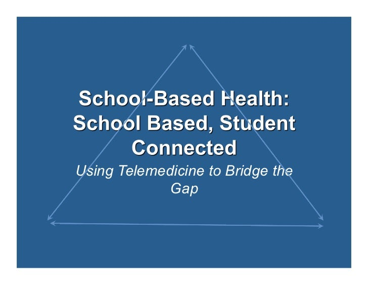 Using Telemedicine to Bridge the             Gap