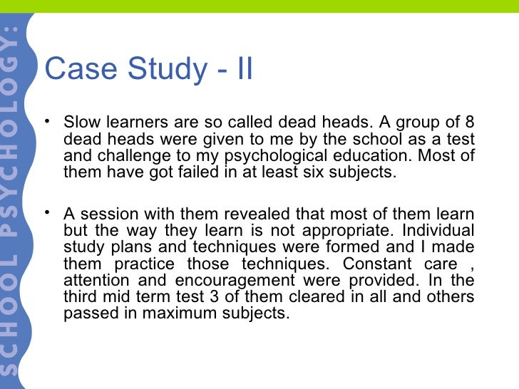 psychological case study template - case study sample for psychology majors cardiacthesis x